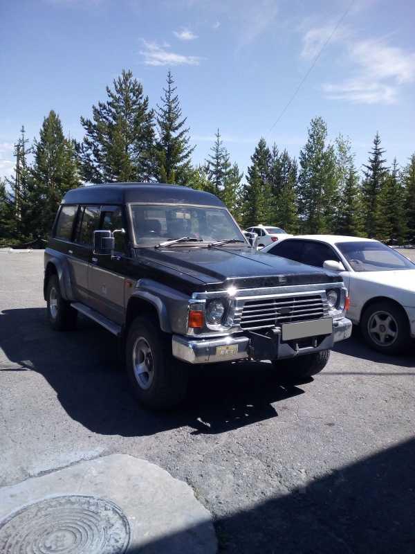 Nissan Safari, 1991 год, 750 000 руб.