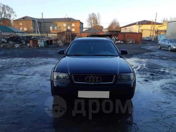 Audi A6 allroad quattro, 2002 год, 270 000 руб.