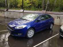 Уфа Ford Focus 2018