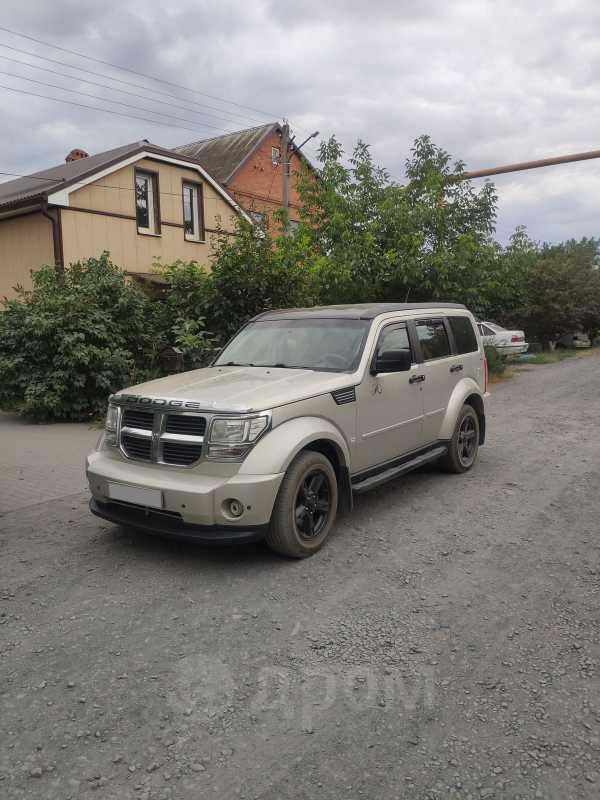 Dodge Nitro, 2008 год, 730 000 руб.