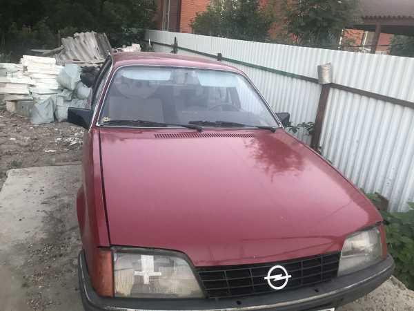 Opel Rekord, 1985 год, 50 000 руб.