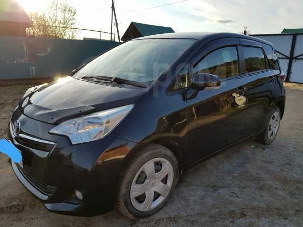 Toyota Ractis, 2013 год, 575 000 руб.