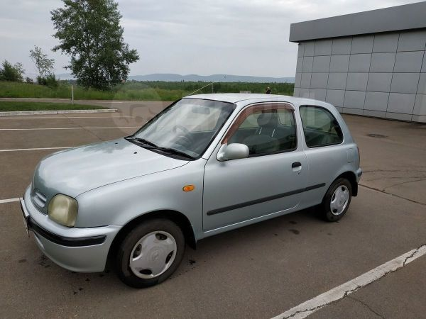 Nissan March, 1997 год, 140 000 руб.