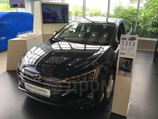 Hyundai Elantra, 2019 год, 1 300 000 руб.