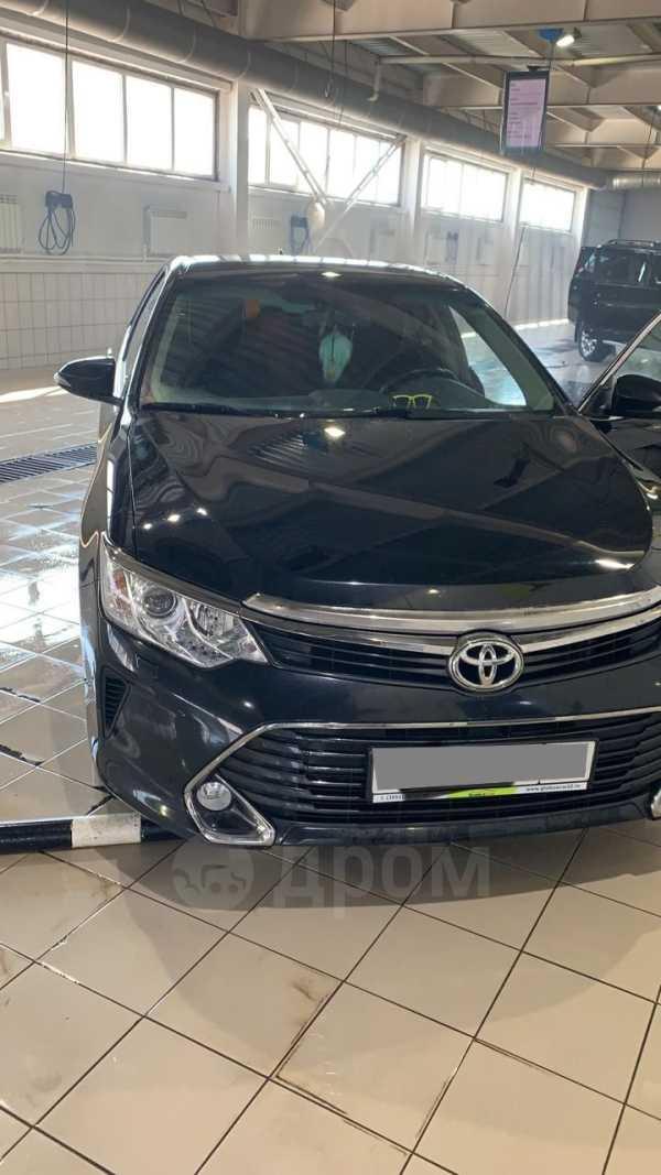 Toyota Camry, 2016 год, 1 515 000 руб.