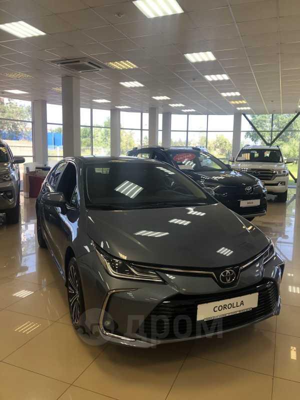 Toyota Corolla, 2019 год, 1 612 000 руб.