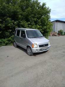 Курган Wagon R Wide 1999