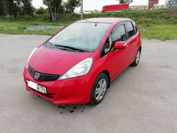 Honda Jazz, 2011 год, 495 000 руб.