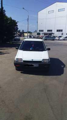 Краснодар Civic 1986