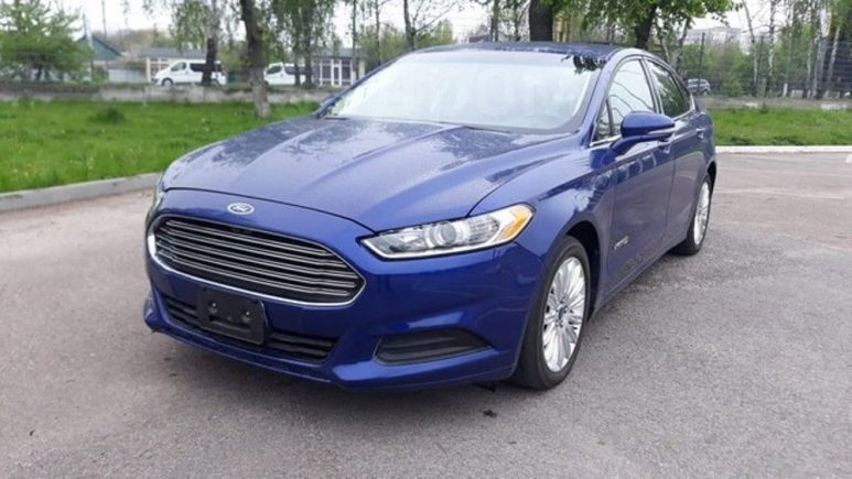 Ford Fusion, 2017 год, 1 100 000 руб.
