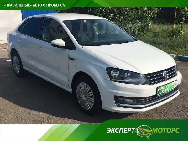 Volkswagen Polo, 2016 год, 578 000 руб.