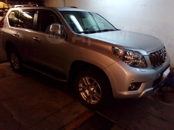 Toyota Land Cruiser Prado, 2013 год, 2 600 000 руб.