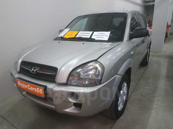 Hyundai Tucson, 2007 год, 539 000 руб.