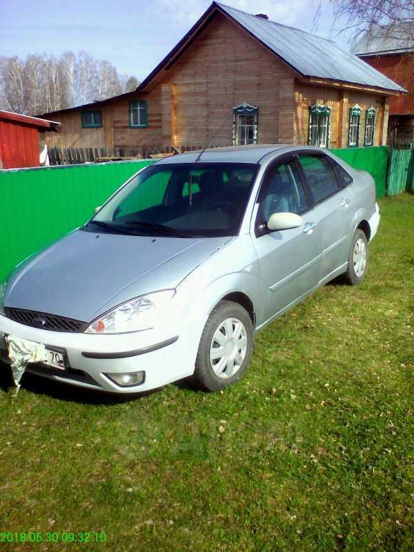 Ford Focus, 2005 год, 135 000 руб.