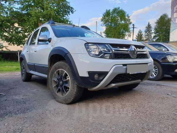 Renault Duster, 2017 год, 830 000 руб.
