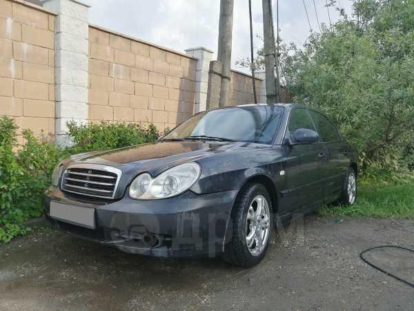 Hyundai Sonata, 2008 год, 170 000 руб.