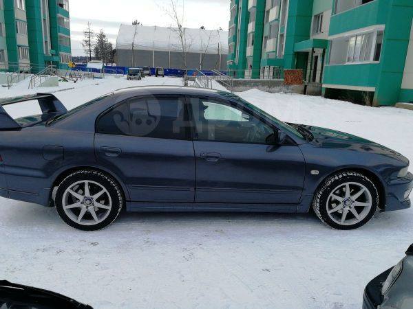 Mitsubishi Galant, 1999 год, 350 000 руб.