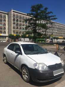 Ростов-на-Дону Corolla 2001