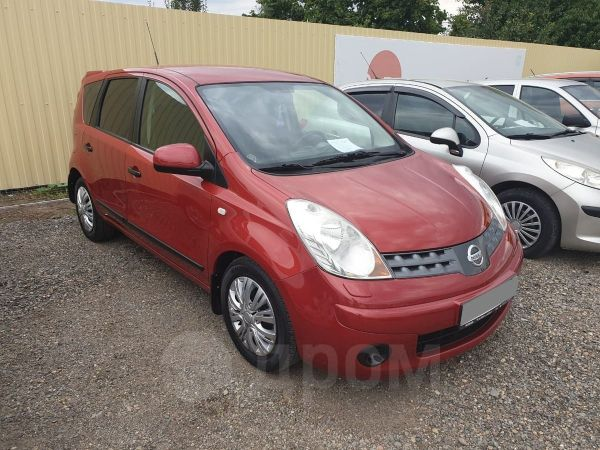 Nissan Note, 2007 год, 347 000 руб.