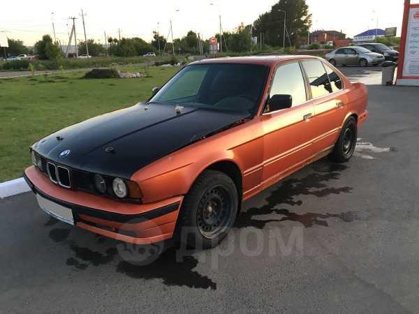 BMW 5-Series, 1992 год, 100 000 руб.