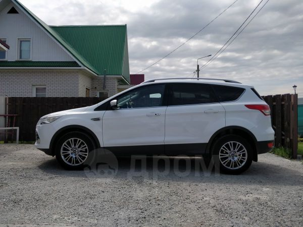 Ford Kuga, 2013 год, 899 000 руб.