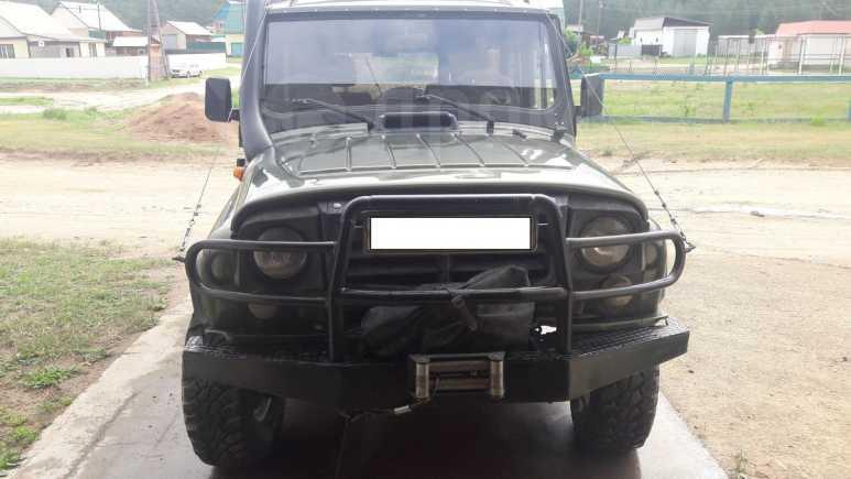 УАЗ Хантер, 2011 год, 490 000 руб.