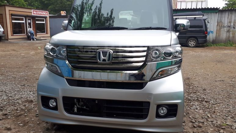 Honda N-BOX+, 2014 год, 475 000 руб.
