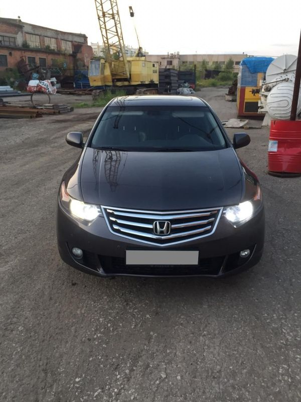 Honda Accord, 2008 год, 550 000 руб.