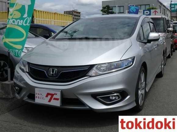 Honda Jade, 2016 год, 840 000 руб.