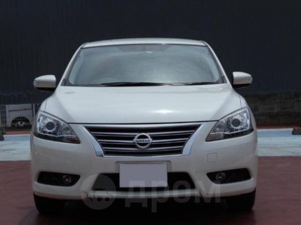Nissan Sylphy, 2017 год, 663 000 руб.