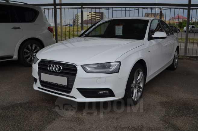 Audi A4, 2013 год, 895 000 руб.