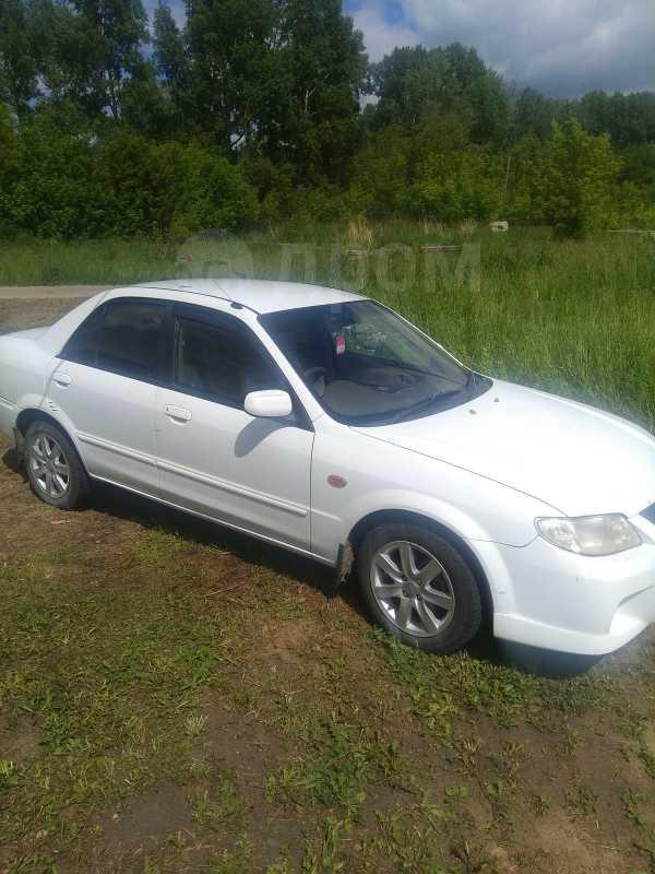 Mazda Familia, 2002 год, 140 000 руб.