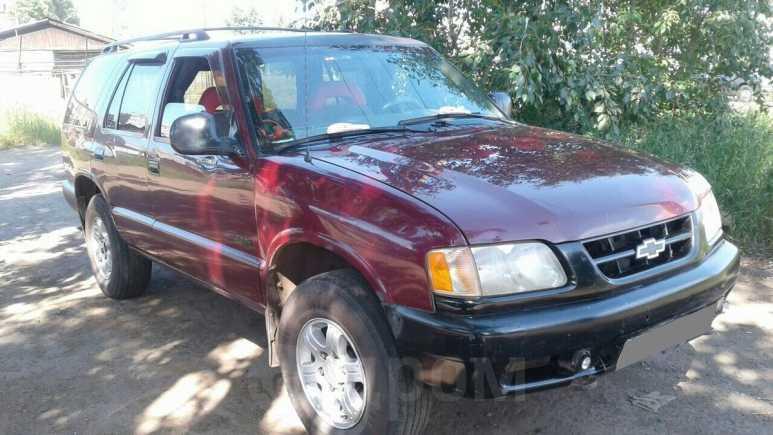 Chevrolet Blazer, 1997 год, 220 000 руб.
