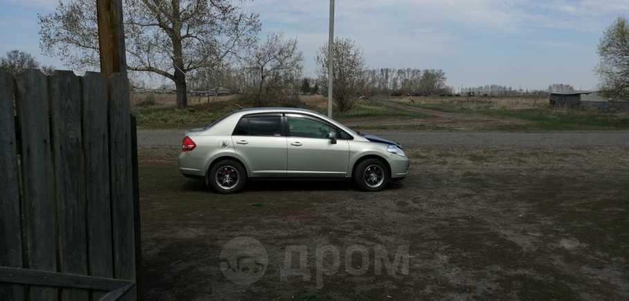 Nissan Tiida Latio, 2006 год, 335 000 руб.