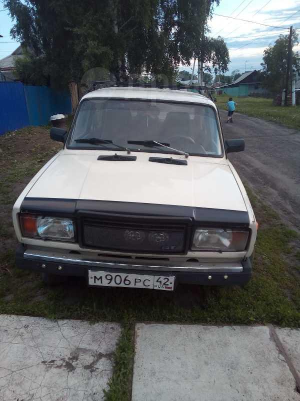 Лада 2107, 1999 год, 38 000 руб.