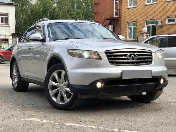 Infiniti FX35, 2006 год, 595 000 руб.