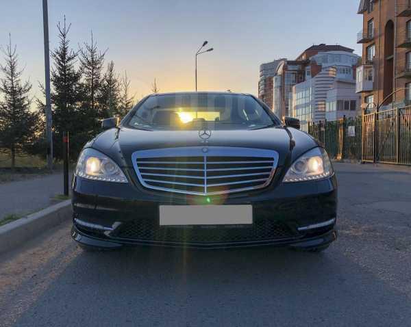 Mercedes-Benz S-Class, 2010 год, 1 700 000 руб.