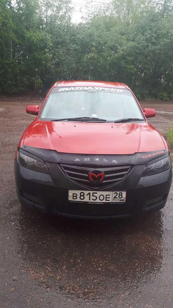 Mazda Axela, 2006 год, 290 000 руб.
