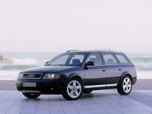 Audi A6 allroad quattro рестайлинг, 1 поколение, 05.2001 - 10.2005, Универсал