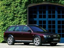 Audi A6 allroad quattro рестайлинг 2001, универсал, 1 поколение, C5