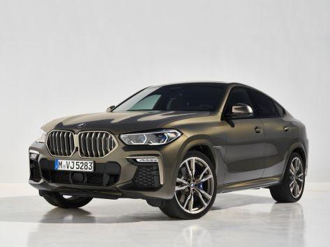 BMW X6 (G06) 07.2019 -  н.в.