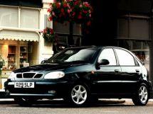 Daewoo Lanos 1 поколение, 01.1997 - 01.2002, Хэтчбек 5 дв.