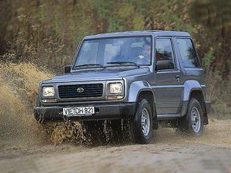 Daihatsu Rugger  11.1990 - 12.1995