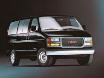GMC Savana 1996, автобус, 1 поколение