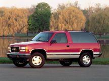 GMC Yukon 1991, джип/suv 3 дв., 1 поколение, GMT400