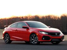 Honda Civic 10 поколение, 11.2015 - н.в., Купе