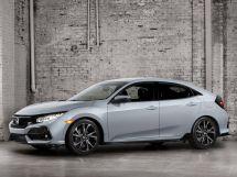 Honda Civic 10 поколение, 03.2016 - н.в., Хэтчбек 5 дв.