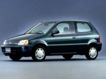 Honda Logo 1996, хэтчбек 3 дв., 1 поколение