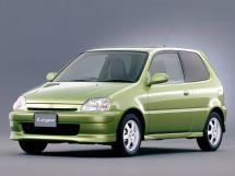 Honda Logo рестайлинг 1998, хэтчбек 3 дв., 1 поколение