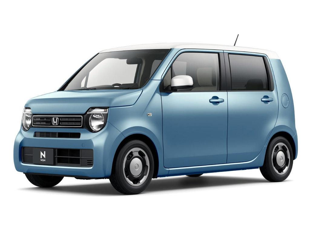 Honda N-WGN 2019, 2020, 2021, хэтчбек 5 дв., 2 поколение ...